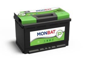 Baterías Monbat MT80P - BATERIA MONBAT -P- PREMIUM  80AH 760A