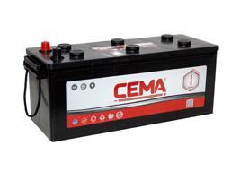 Baterías Cema CB1403 - BATERIA CEMA -I-  140AH 900 A (+ -)