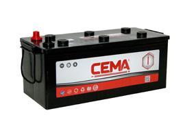 Baterías Cema CB1803 - BATERIA CEMA -I-  180AH 1050 A (+ -)